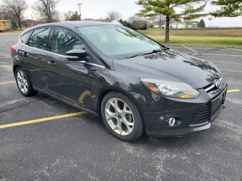 2014 Ford Focus for sale at Tremont Car Connection in Tremont IL