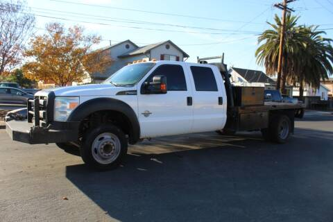 2012 Ford F-550 Super Duty for sale at CA Lease Returns in Livermore CA