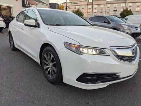 2016 Acura TLX for sale at EMG AUTO SALES in Avenel NJ