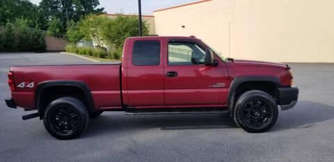 2005 Chevrolet Silverado 2500HD for sale at Lehigh Valley Autoplex, Inc. in Bethlehem PA