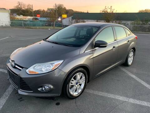 2012 Ford Focus for sale at Diana Rico LLC in Dalton GA