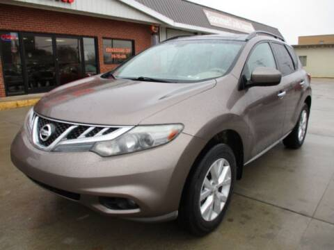 2011 Nissan Murano for sale at Eden's Auto Sales in Valley Center KS