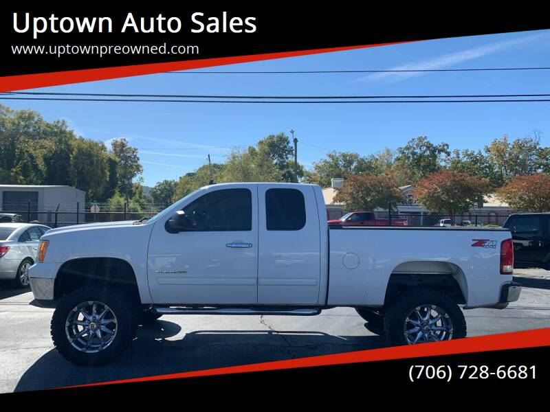 2011 GMC Sierra 1500 for sale at Uptown Auto Sales in Rome GA