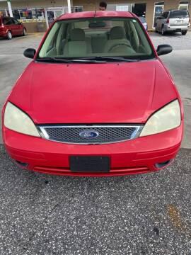 2005 Ford Focus for sale at Dalia Motors LLC in Winder GA