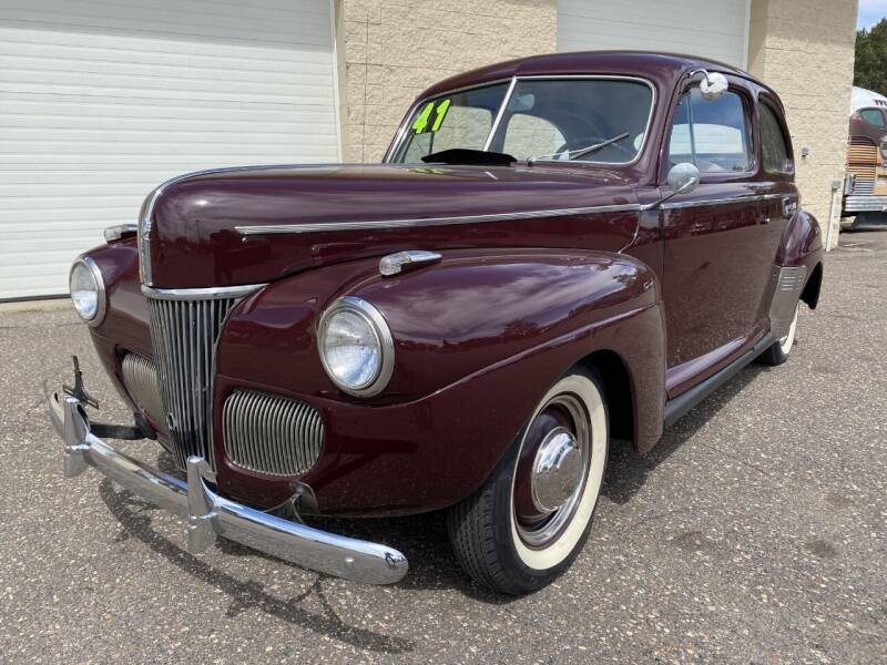1941 Ford Deluxe for sale at Route 65 Sales & Classics LLC - Classic Cars in Ham Lake MN