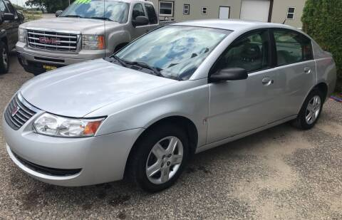 2007 Saturn Ion for sale at 51 Auto Sales in Portage WI