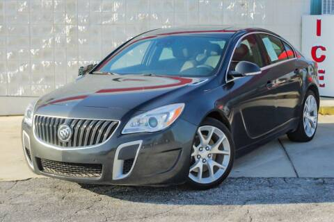 2016 Buick Regal for sale at Cannon and Graves Auto Sales in Newberry SC