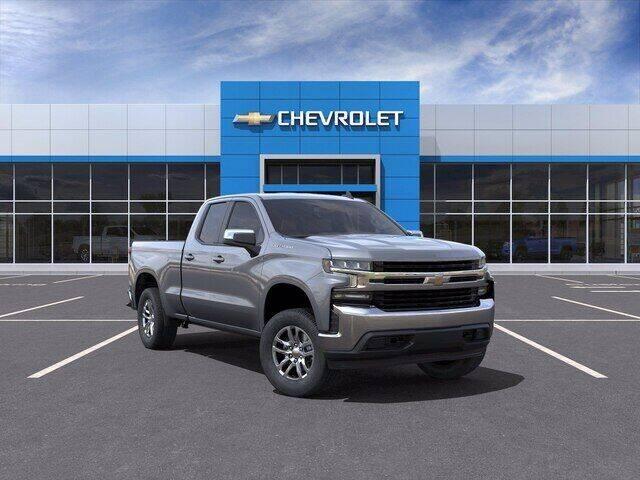 2021 Chevrolet Silverado 1500 for sale in Okemos, MI