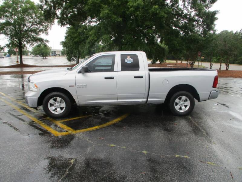 2015 RAM Ram Pickup 1500 for sale at A & P Automotive in Montgomery AL