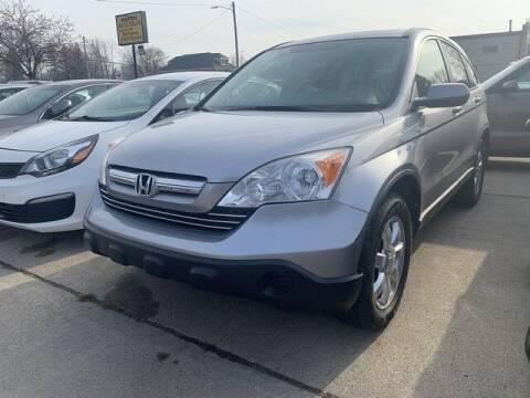 2008 Honda CR-V for sale at Martell Auto Sales Inc in Warren MI