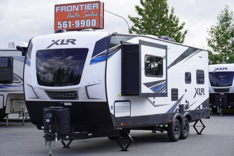 2021 XLR XLT2513 for sale at Frontier Auto & RV Sales in Anchorage AK