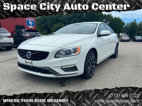 2017 Volvo S60 for sale at Space City Auto Center in Houston TX