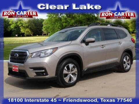 2019 Subaru Ascent for sale at Ron Carter  Clear Lake Used Cars in Houston TX