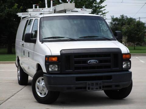 2010 Ford E-Series Cargo for sale at Ritz Auto Group in Dallas TX