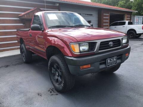 1997 Toyota Tacoma for sale at KNK AUTOMOTIVE in Erwin TN