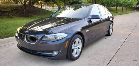 2013 BMW 5 Series for sale at Western Star Auto Sales in Chicago IL