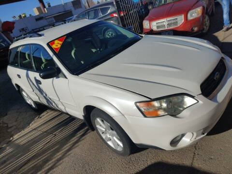 2007 Subaru Outback for sale at Sanaa Auto Sales LLC in Denver CO
