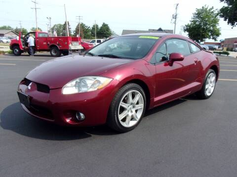 2007 Mitsubishi Eclipse for sale at Ideal Auto Sales, Inc. in Waukesha WI