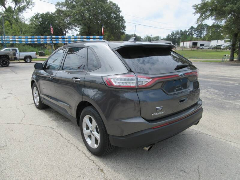 2018 Ford Edge SE 4dr Crossover - Tyler TX