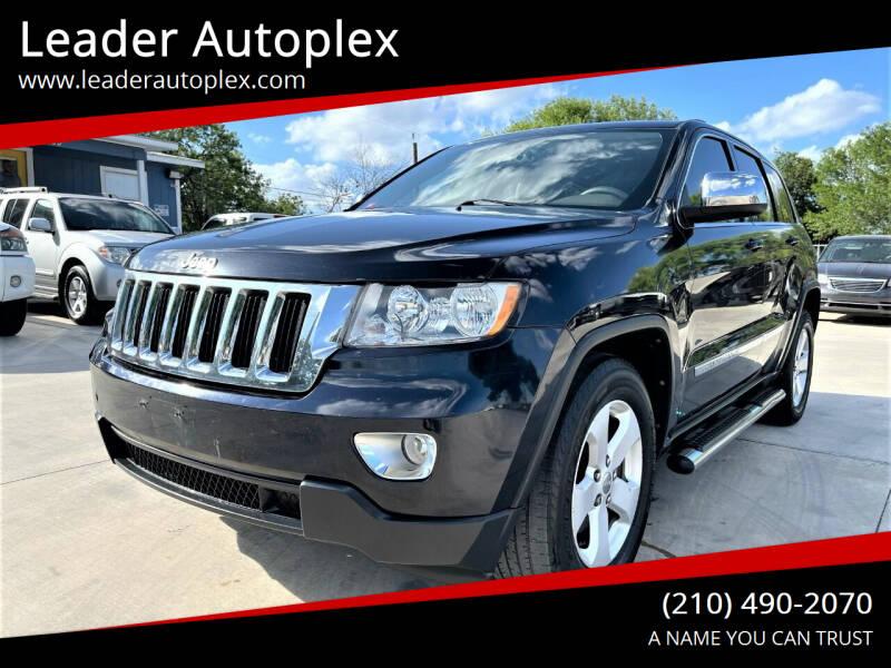2011 Jeep Grand Cherokee for sale at Leader Autoplex in San Antonio TX