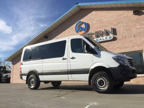 2017 Freightliner Sprinter 2500 for sale at Western Specialty Vehicle Sales in Braidwood IL
