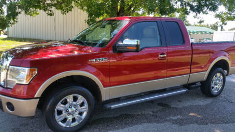 2011 Ford F-150 for sale at Haigler Motors Inc in Tyler TX