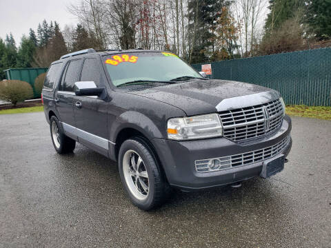 2007 Lincoln Navigator for sale at Car Craft Auto Sales Inc in Lynnwood WA