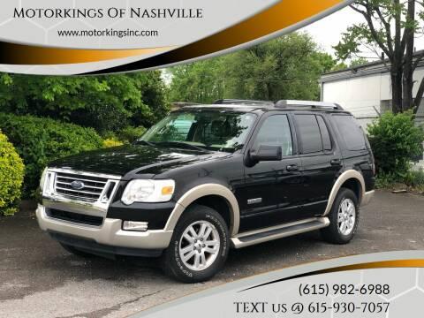 2006 Ford Explorer for sale at Motorkings Of Nashville in Nashville TN