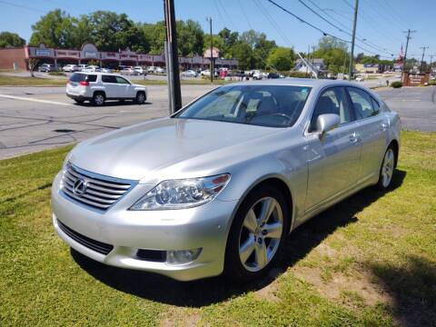2012 Lexus LS 460 for sale at Ray Moore Auto Sales in Graham NC