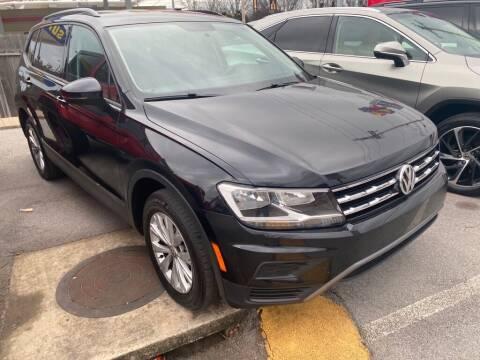 2018 Volkswagen Tiguan for sale at Z Motors in Chattanooga TN