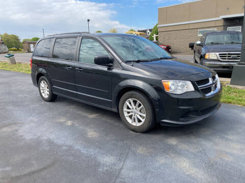 2016 Dodge Grand Caravan for sale at McCully's Automotive - Trucks & SUV's in Benton KY