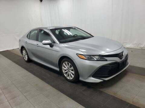 2019 Toyota Camry for sale at NORTH CHICAGO MOTORS INC in North Chicago IL