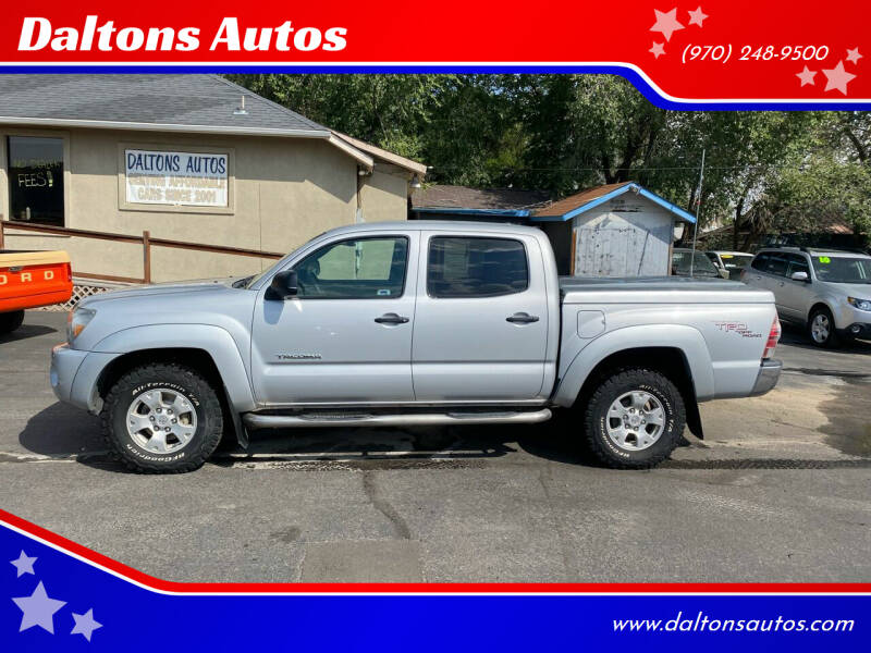 2011 Toyota Tacoma for sale at Daltons Autos in Grand Junction CO