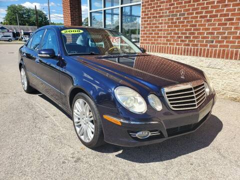 2008 Mercedes-Benz E-Class for sale at Auto Pros in Youngstown OH