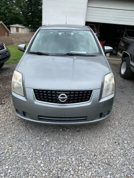 2008 Nissan Sentra for sale at WARREN'S AUTO SALES in Maryville TN