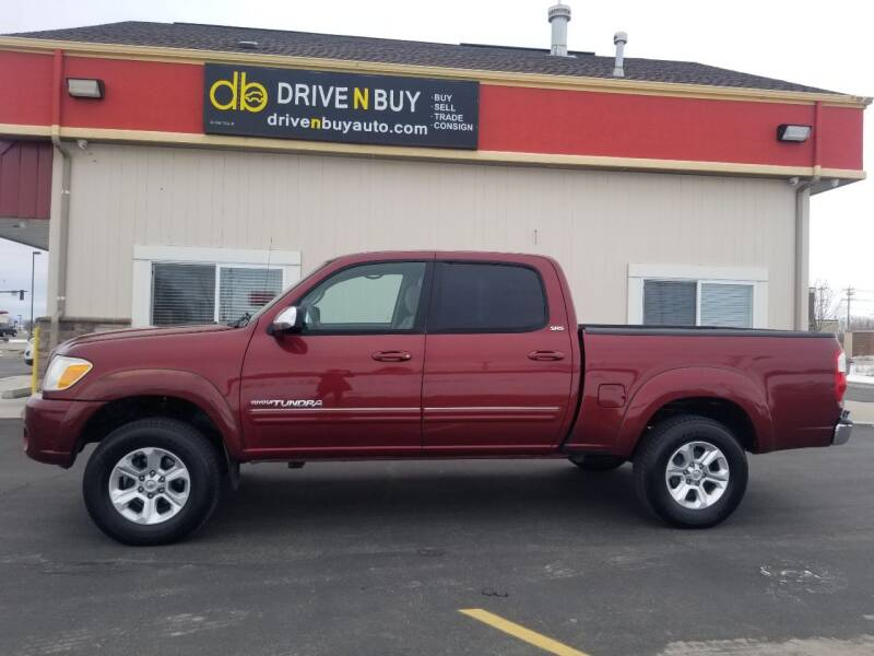 2006 Toyota Tundra for sale at Drive N Buy, Inc. in Nampa ID