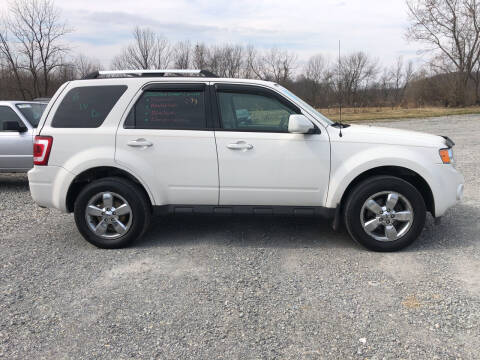 2012 Ford Escape for sale at Westview Motors in Hillsboro OH