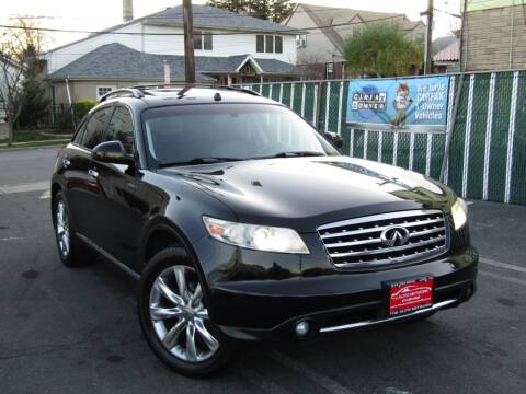 2008 Infiniti FX35 for sale at The Auto Network in Lodi NJ