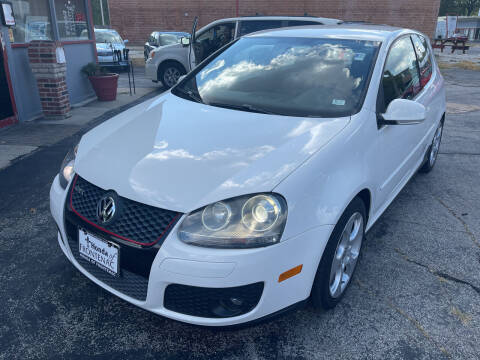 2008 Volkswagen GTI for sale at Best Deal Motors in Saint Charles MO
