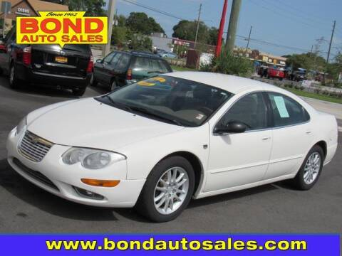 2002 Chrysler 300M for sale at Bond Auto Sales in St Petersburg FL