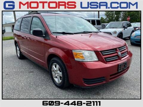 2009 Dodge Grand Caravan for sale at G Motors in Monroe NJ