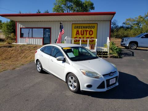 2013 Ford Focus for sale at Greenwood Auto Sales in Greenwood AR