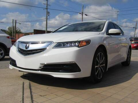 2016 Acura TLX for sale at A & A IMPORTS OF TN in Madison TN