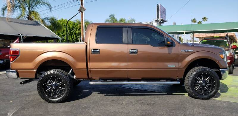 2011 Ford F-150 for sale at Pauls Auto in Whittier CA
