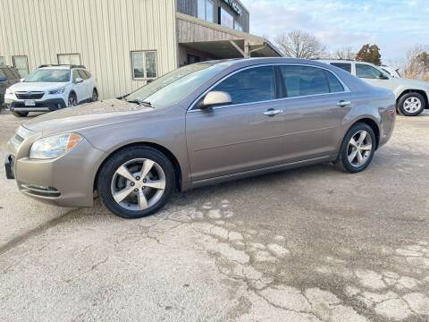 2012 Chevrolet Malibu for sale at Top Quality Motors & Tire Pros in Ashland MO
