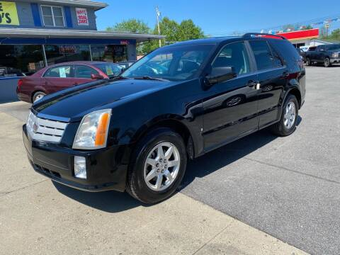 2009 Cadillac SRX for sale at Wise Investments Auto Sales in Sellersburg IN