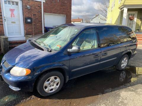 2003 Dodge Grand Caravan for sale at UNION AUTO SALES in Vauxhall NJ