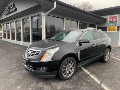 2016 Cadillac SRX for sale at Prestige Pre - Owned Motors in New Windsor NY