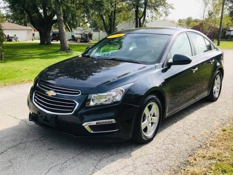 2016 Chevrolet Cruze Limited for sale at I57 Group Auto Sales in Country Club Hills IL