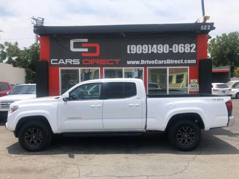 2020 Toyota Tacoma for sale at Cars Direct in Ontario CA